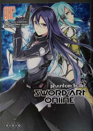"""Sword Art Online Phantom Bullet T.2 """"Manga BD"""""""