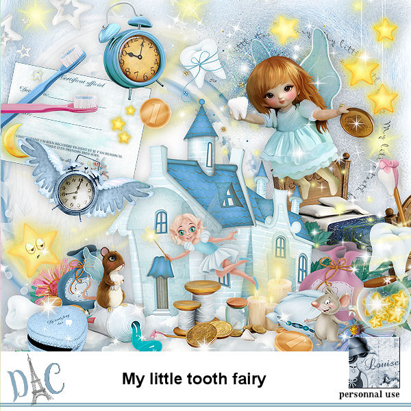 My little tooth fairy Louis640