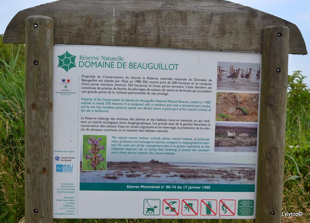 Le domaine de Beauguillot