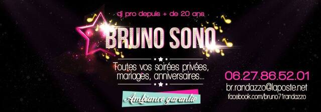 "Animations "" Bruno Sono """