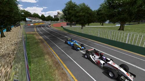 Team Mild Seven Renault F1
