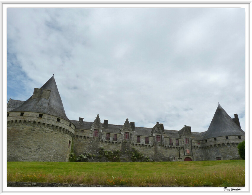 Pontivy ( Morbihan ) série 2