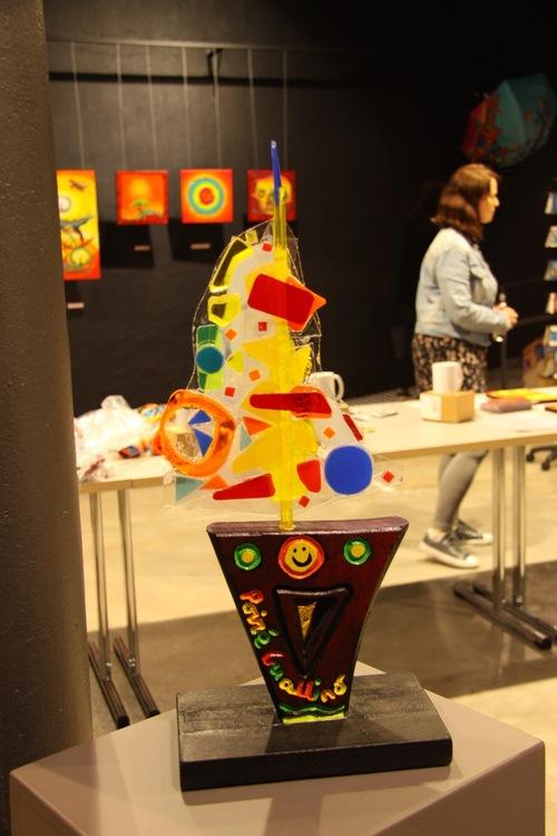 Souvenirs de l'exposition luxembourgeoise
