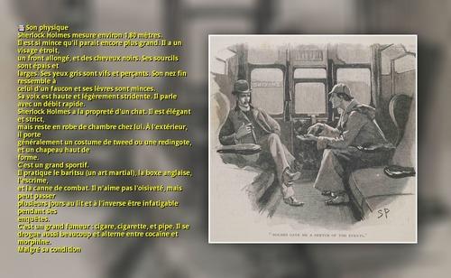 "La BD et le roman du vendredi 60 :""Sherlock Holmes"" de Sir Arthur Conan Doyle."