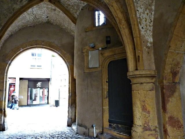 Façades de Metz l'Hôtel de Heu 16 2010