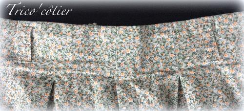 Ma jupe Chardon portée tout l'été