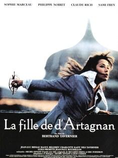 LA FILLE DE D'ARTAGNAN BOX OFFICE FRANCE 1994