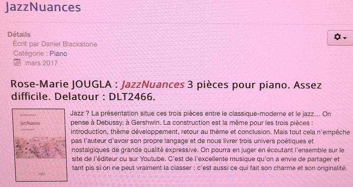 6. JazzNuances