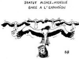 Les religions demandent l'abrogation du délit de blasphème en Alsace-Moselle : Bizarre, bizarre ? … Vous avez dit bizarre ?….