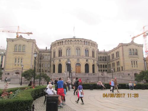 De Briksdalbreen à Oslo