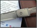 Strapper liner lock de Stéphane Espi...