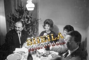 1963 : premier Noël de star... entre intimes.