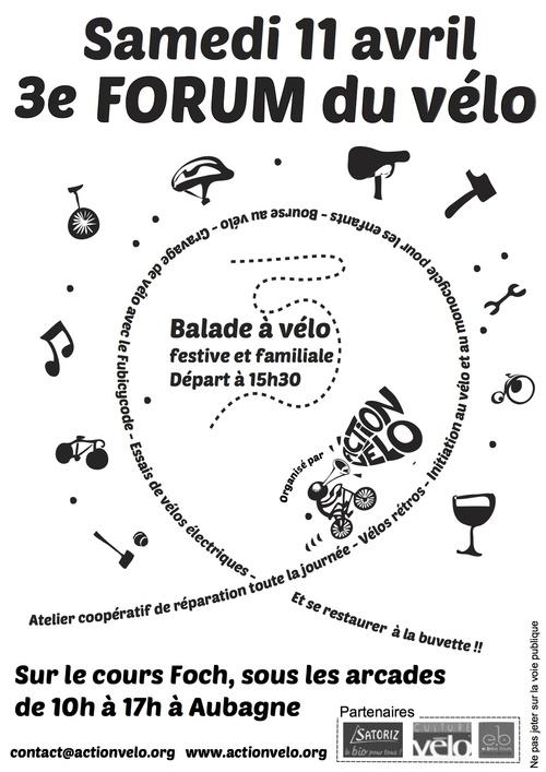 3eme Forum du vélo
