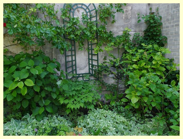 le 3eme et 4eme jardins