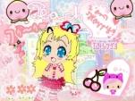 avatar peach kawaii