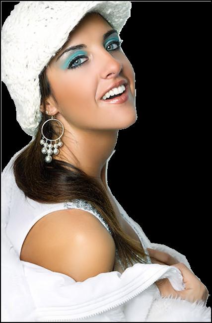 TUBES FEMMES CHAPEAUX PNG...POUR VOS CREATIONS...MERCI A VOUS CAROLINE