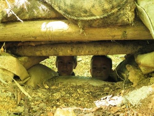 Comment vivaient les soldats dans les tranchées