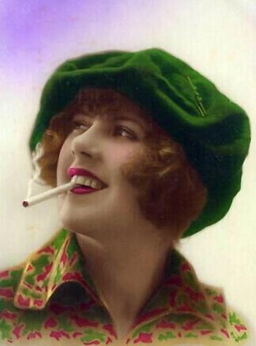 Fumeuses années 20
