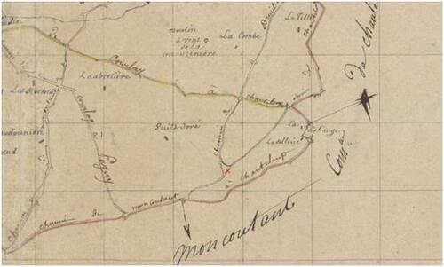 Chanteloup et la Châtaigneraie, juillet 1794....