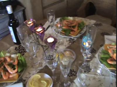 Blog de colinearcenciel :BIENVENUE DANS MON MONDE MUSICAL, Un repas de Fête