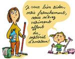 Autonomie : comment inciter les enfants à participer aux tâches ménagères ?