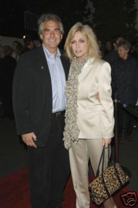 Donna Mills et son compagnon