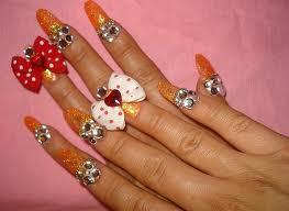 'L'overdose du nail art'