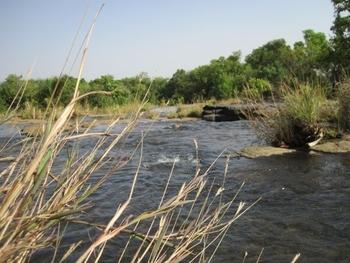 Burkina Cascades de Kerfiguéla 4