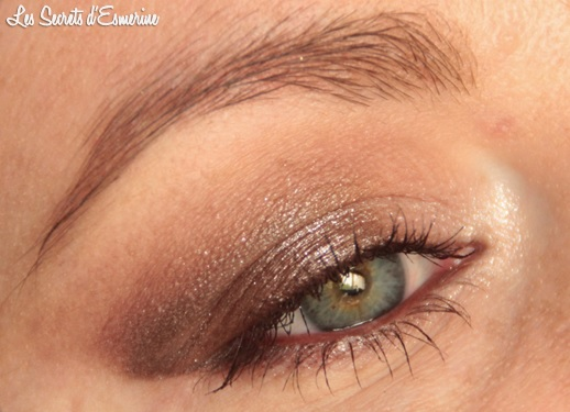 maquillage, neutre, makeup, marron, beige, yeux, eyes, kiko