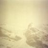Du sommet du pic Lasnères (2000 m) sous la neige, les Escala