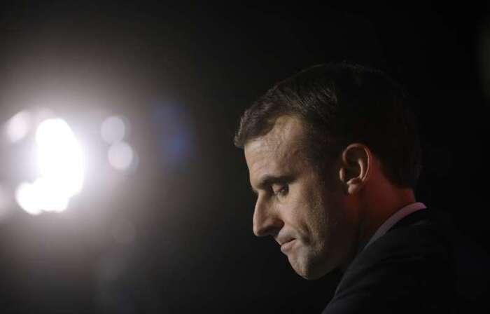 Grand débat national: Macron face à 600 maires normands pour le coup d'envoi