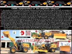 """CHINE: équipementiers et """"kits adaptables intégraux""""."""