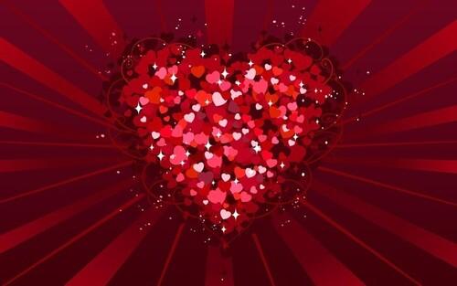 ♥  L'Amour  est la force la plus puissante dans la vie