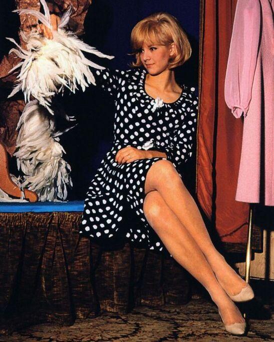 Sixties Sylvie Vartan:
