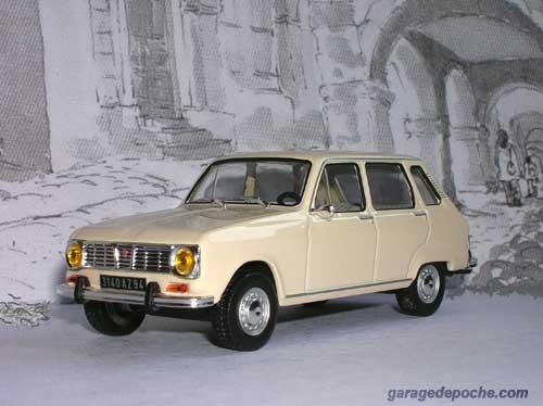Renault 6 1970