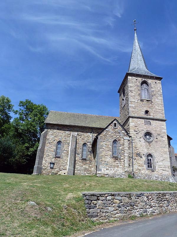 L'église - Soulages