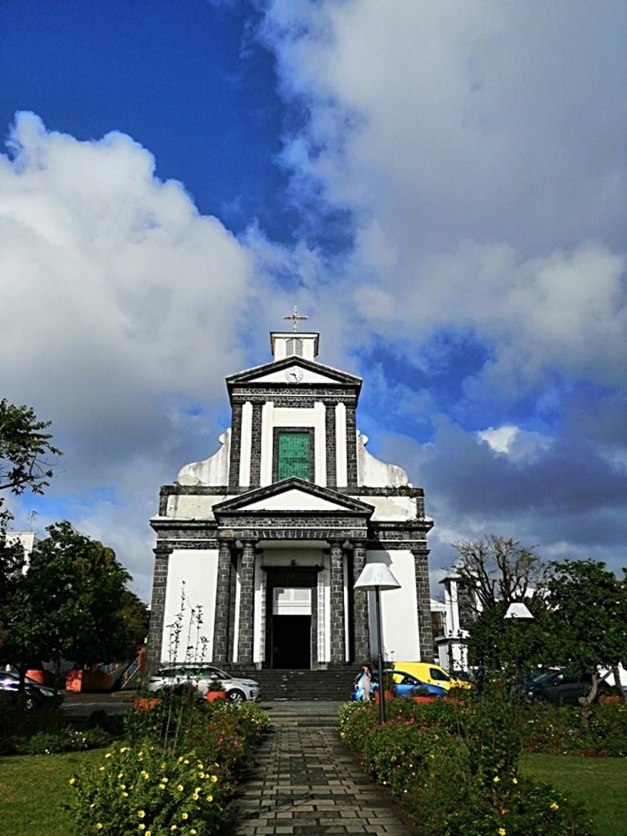 16/12/19 : Eglise de St-Benoit & Alentours (Réunion) -