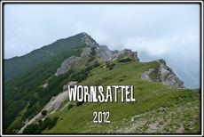 Le Wörnsattel en Bavière