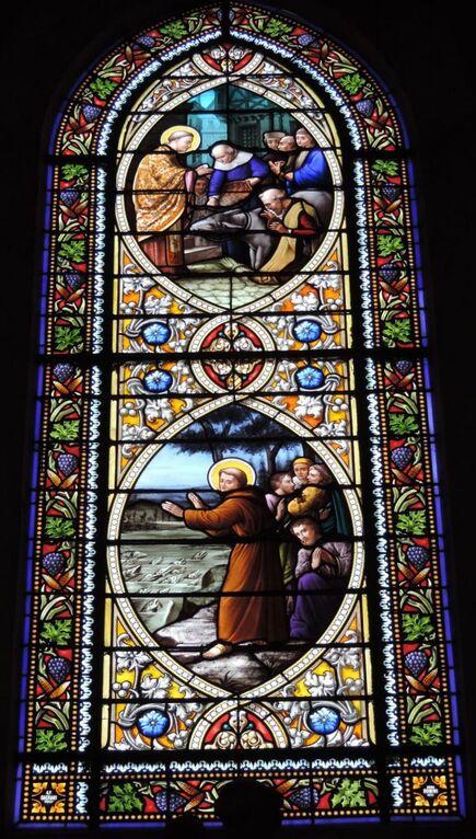 Visite de Saintes (17) St Pierre -3