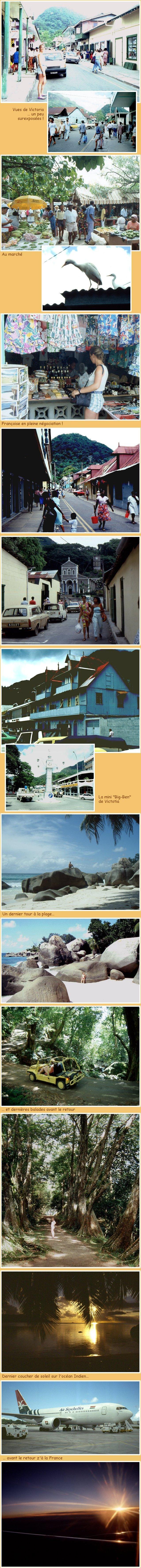 Les Seychelles - 12 et fin