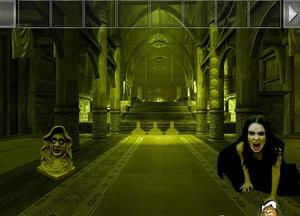 Jouer à Escape from vampire castle