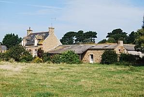 Ile de Bréhat - Les maisons001