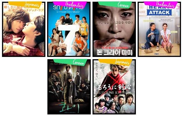 Bilan Films été 2016