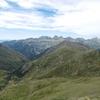 Du pic de Canaourouye, Aspe et Visaurin