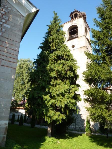 Jour 3 - Bansko l'église de la Nativité 2