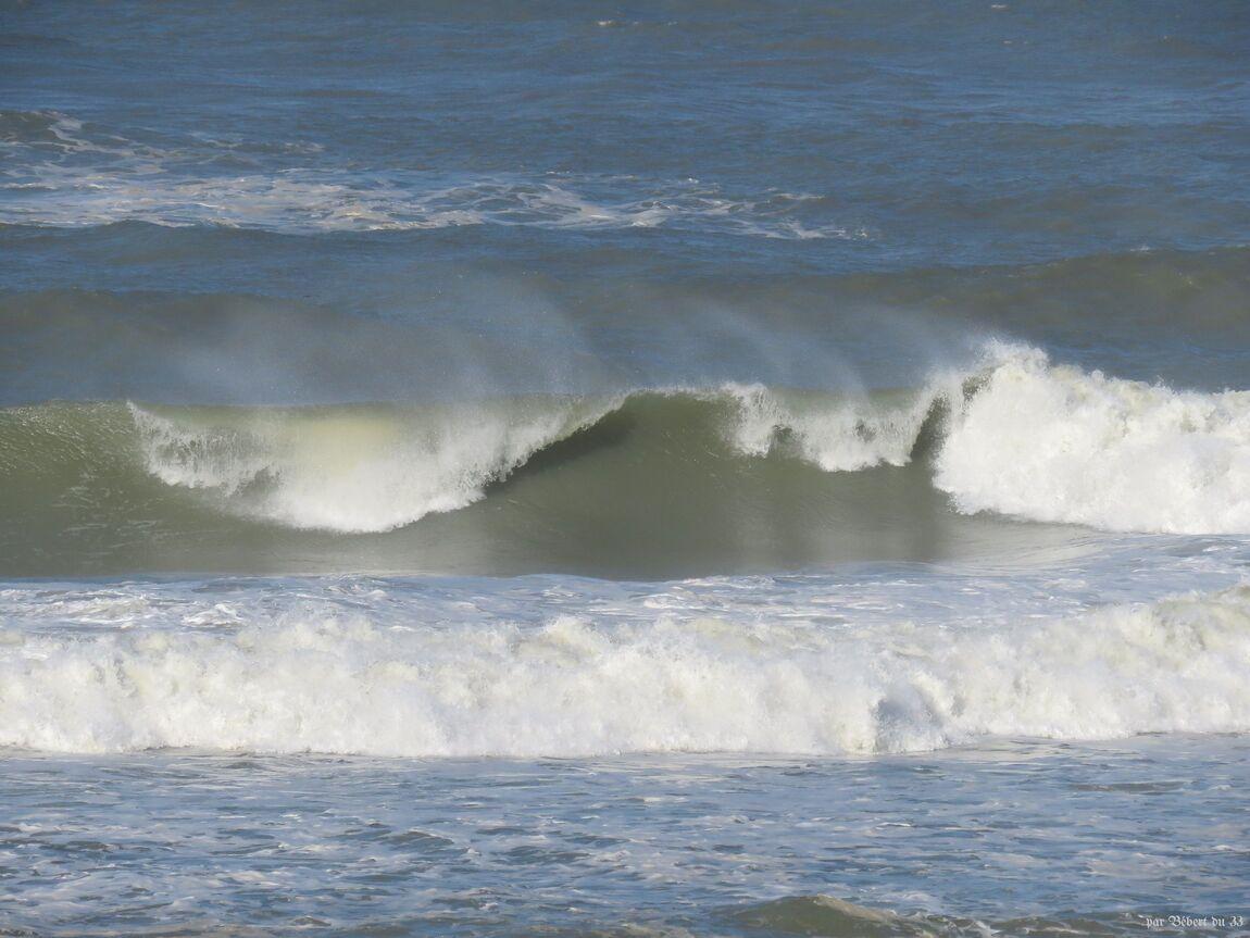 Vagues au Cap Ferret 33