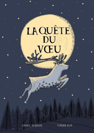 Chronique du roman {La quête du voeu}