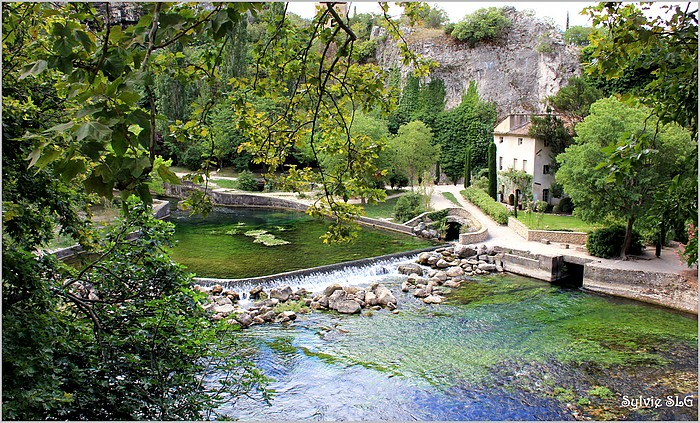Fontaine Vaucluse