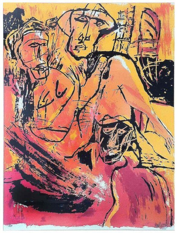 Alexander Calder   vs