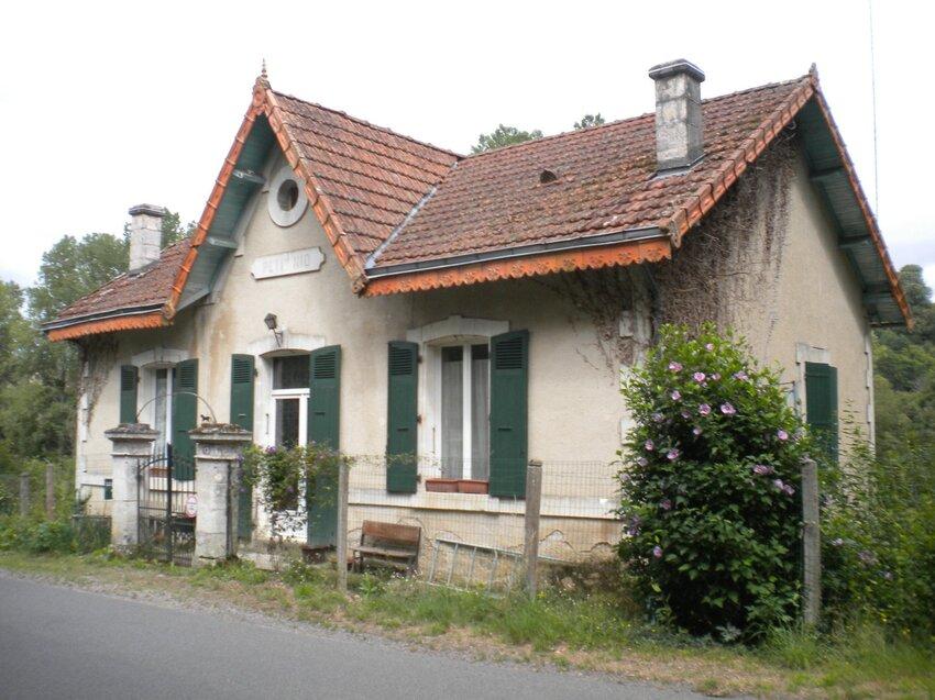 Saint Radegonde ,Lessac,Charente